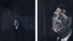 Francis Bacon, Man in Blue VII, un cri jusqu'au bout de la