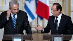 Hollande soutient Israël contre les