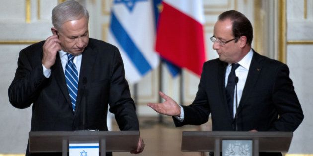 Israël-Palestine: Hollande condamne les