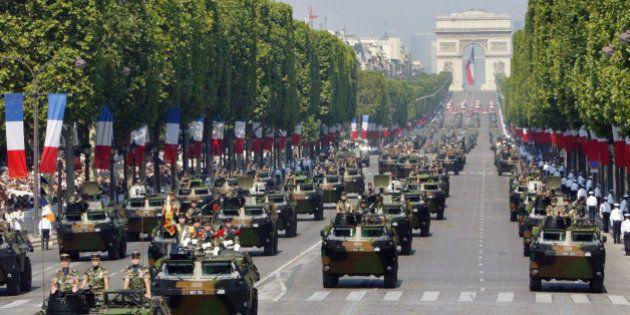 Fête nationale du 14 juillet: le programme des festivités et le centenaire de la première guerre