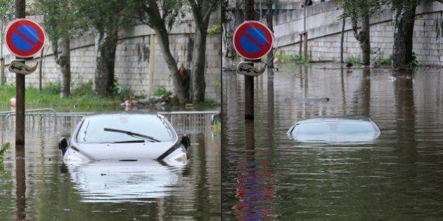 Jusqu'à quel point votre voiture peut survivre aux inondations