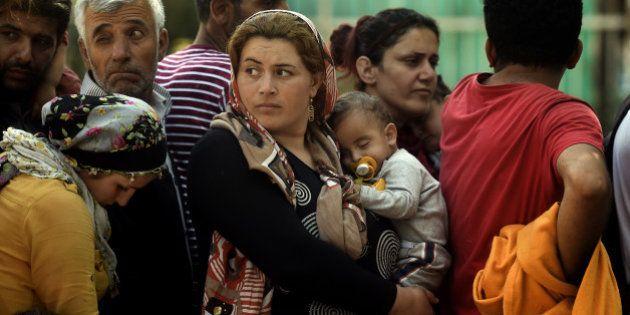 Migrants: ces Syriens qui tentent de rejoindre l'Europe via
