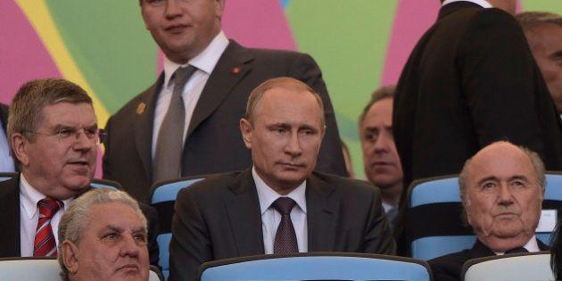 La Coupe du monde 2018 en Russie sera-t-elle l'antithèse de celle au Brésil