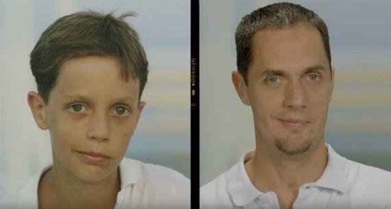 VIDÉO. Grand Corps Malade dévoile ses photos d'enfance (et celles d'autres personnalités) pour le clip...