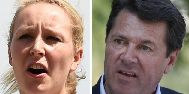 Marion Maréchal Le Pen attaque Christian Estrosi en
