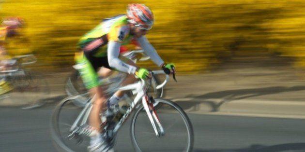 Le cyclisme intensif multiplierait les risques de cancer de la