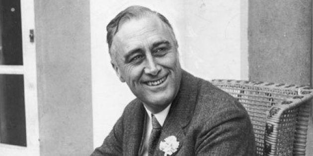 Quand Montebourg se revendique de Roosevelt et de son