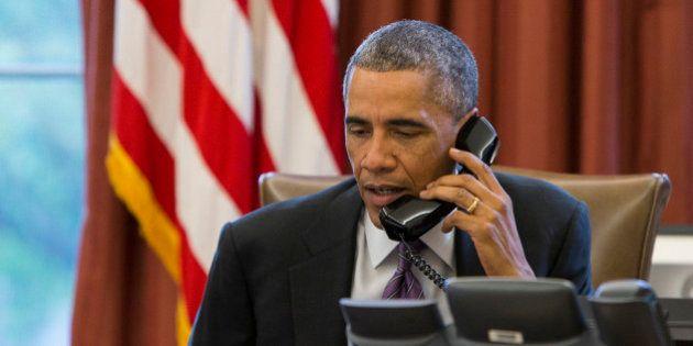 Ebola: Barack Obama promet que les États-Unis vont répondre de manière