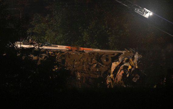 Au moins trois morts dans une collision entre deux trains en