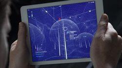 Cette appli montre les signaux sans fil qui nous