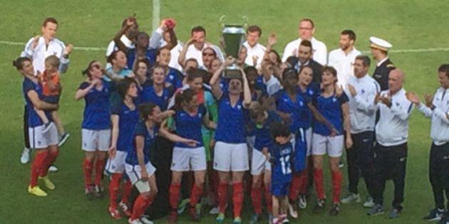Avant l'Euro 2016, les Bleues remportent la Coupe du monde...