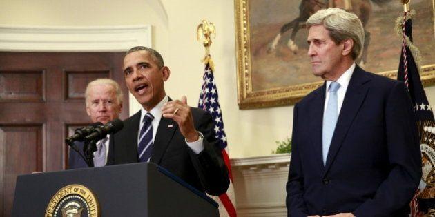 Obama rejette Keystone XL, le projet d'oléoduc qui divise les