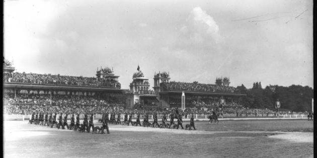 Fête nationale du 14 juillet: en 1914, l'armée défilait à Longchamp à 15 jours du début de la Première...