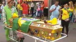 Avant Brésil-Pays, ils enterrent déjà la