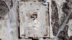 Des images satellite confirment la destruction d'un joyau de Palmyre par