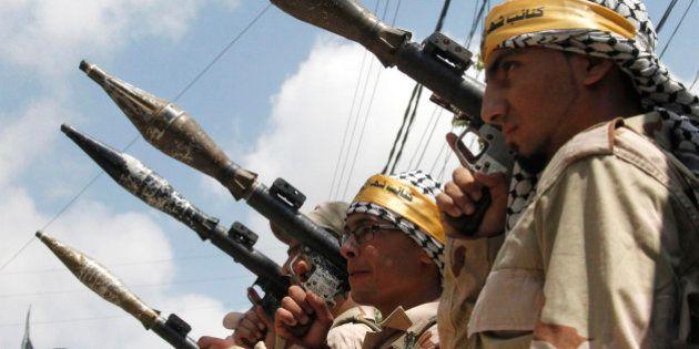 Conflit israélo-palestinien: une roquette tirée du Liban vers le nord d'Israël, premiers blessés au sud...