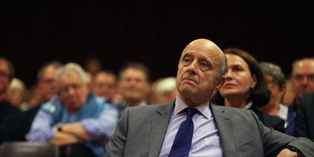 Alain Juppé a vraiment de bonnes excuses pour sécher le discours de Nicolas
