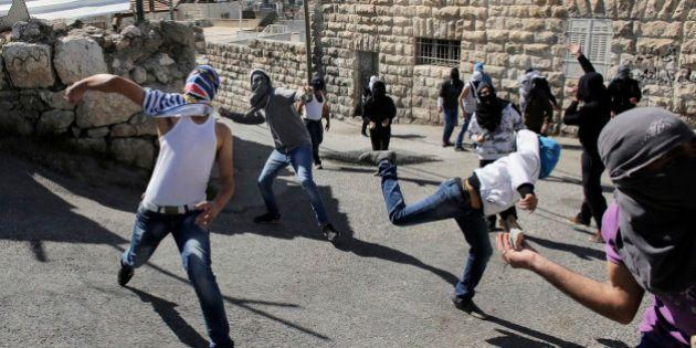 Israël - Palestine: une intifada, c'est
