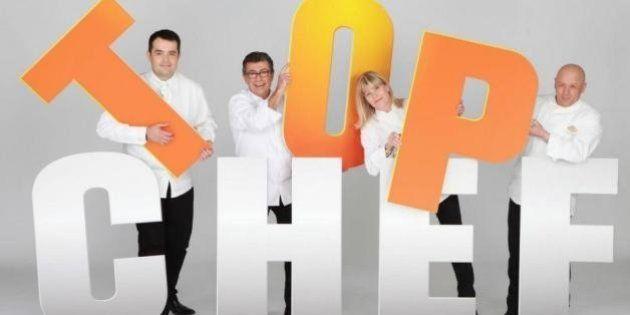 Top chef : quatre des cinq membres du jury quittent l'émission de