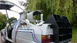 Il vend une vraie-fausse DeLorean sur Le Bon