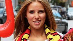 La supportrice belge perd son contrat avec L'Oréal après une photo