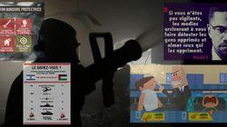 Israël-Palestine: les réseaux sociaux français se
