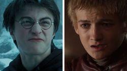 Si Joffrey Baratheon était le héros et Harry Potter le