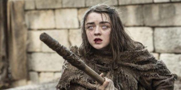 Cette théorie sur Arya Stark de
