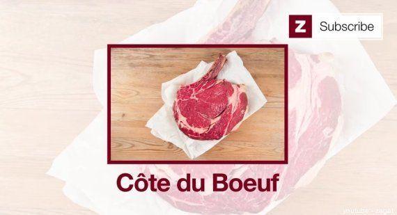 Côte de boeuf, côte du Rhône, vichyssoise... Des Américains tentent de prononcer le nom des plats