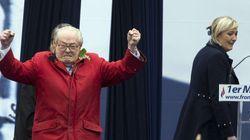 Pour justifier son exclusion, le FN compare Jean-Marie Le Pen aux