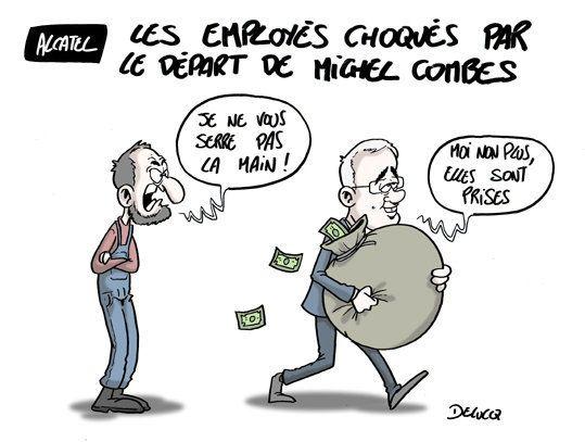 Michel Combes: aux innocents, les mains