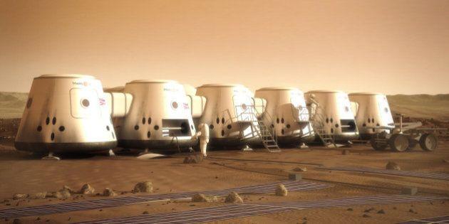 Les candidats de la télé-réalité sur Mars bientôt mis à l'épreuve pour devenir les futurs