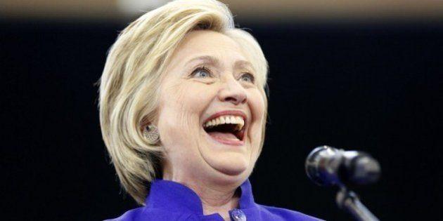 Hillary Clinton atteint le nombre de délégués requis pour être la candidate démocrate à la présidentielle
