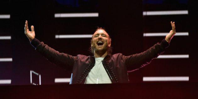 Euro 2016 : pourquoi il n'y avait d'autre choix que David Guetta pour le concert géant au pied de la...