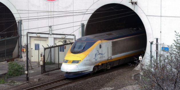 Des migrants dans le tunnel sous la Manche mettent la pagaille sur le trafic