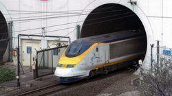 Pagaille sur le trafic Eurostar après l'intrusion de migrants sur les