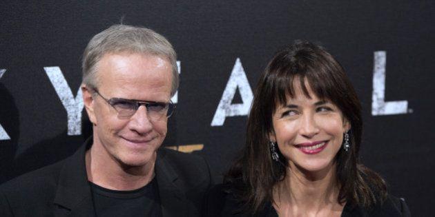 Sophie Marceau et Christophe Lambert annoncent