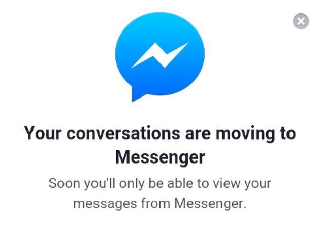 Facebook va fermer sa version web de