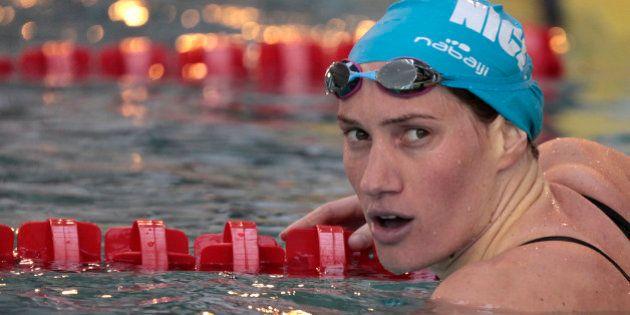 La nageuse CamilleMuffat annonce sa retraite
