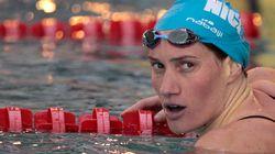 CamilleMuffat, la retraite à 25
