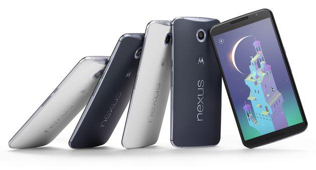 Nexus 6, iPhone 6 Plus, Galaxy Note... Taille d'écran des smartphones: mais jusqu'où