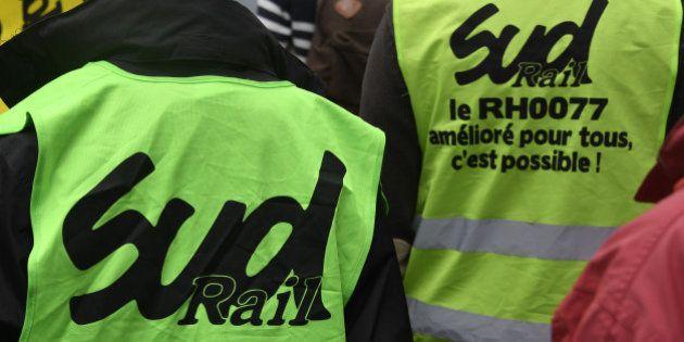 SUD-rail rejette l'accord sur l'organisation du travail et appelle à poursuivre la grève à la