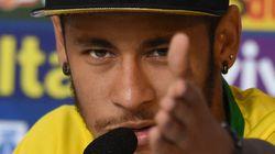 Pour la finale du Mondial, Neymar soutient...