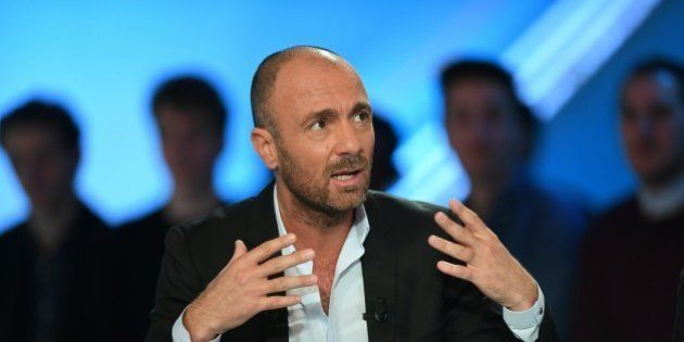 À son tour, Christophe Dugarry quitte Canal
