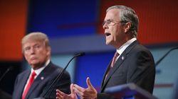 Face à Trump, Bush contre-attaque pour la première fois avec un clip