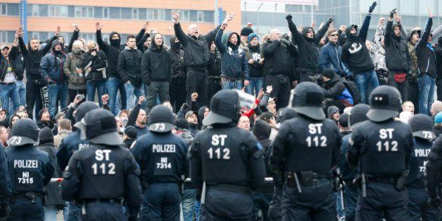 Crise des migrants: foyers incendiés, violences xénophobes... pourquoi l'Allemagne a radicalement changé...