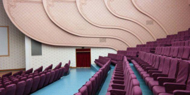 PHOTOS. Plongée dans l'architecture de Corée du Nord, aux airs de décor de Wes