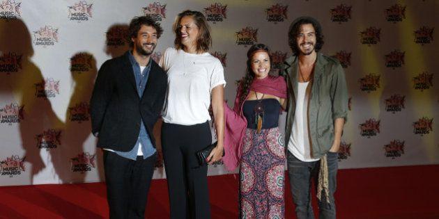 Les NRJ Music Awards 2015 couronnent Louane, les Frero Delavega et Kendji
