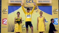 Un Français maillot jaune pour le 14