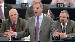 Le seul groupe europhobe du Parlement européen est